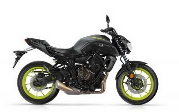 Yamaha- MT MY18 11